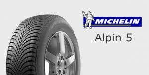 215/60R17 MICHELIN ALPIN 5 XL 100H (2019 R.)